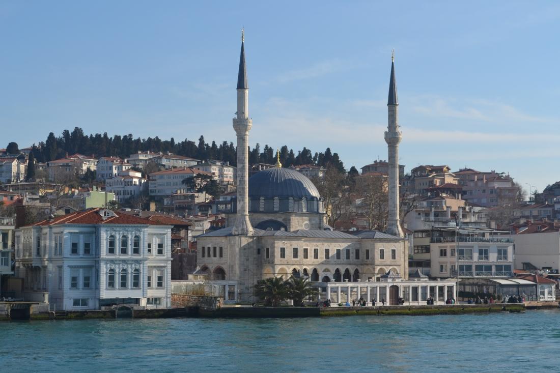18 Beylerbeyi Mosque