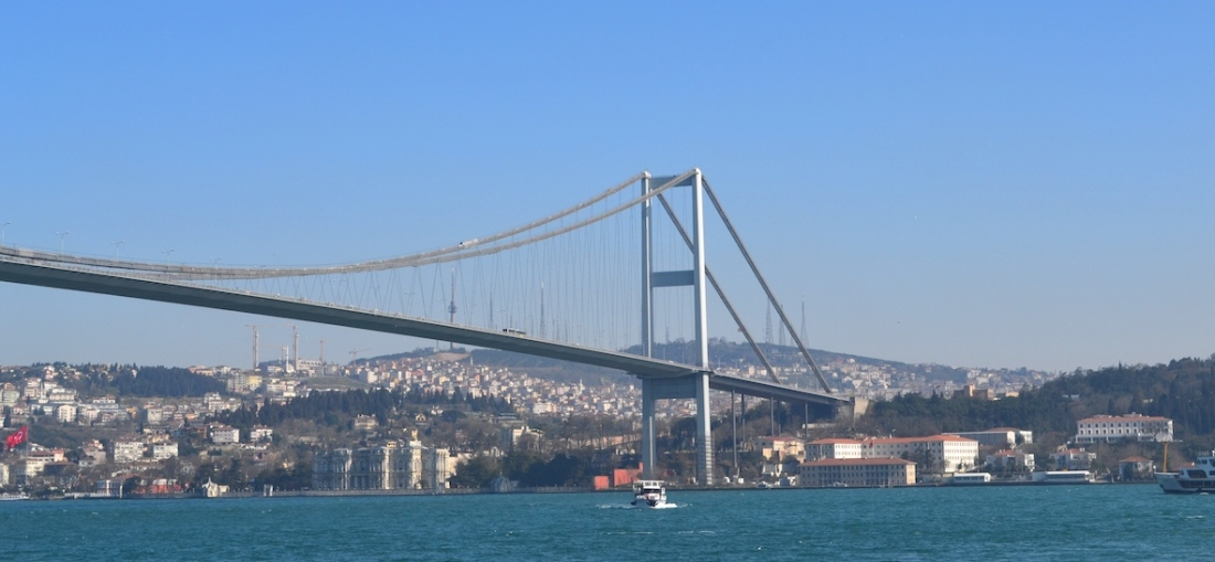 5 Bosphorus Bridge