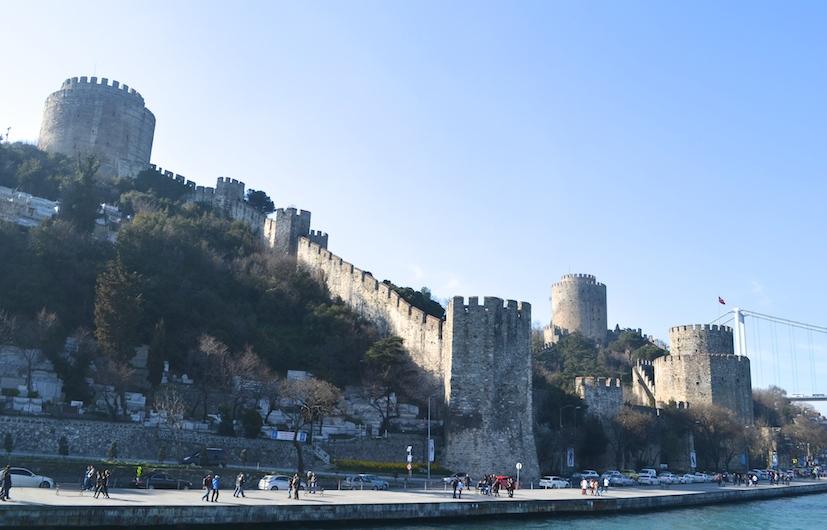 8 Rumeli Fortress