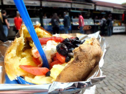 Ortaköy-Kumpir-Streetfood